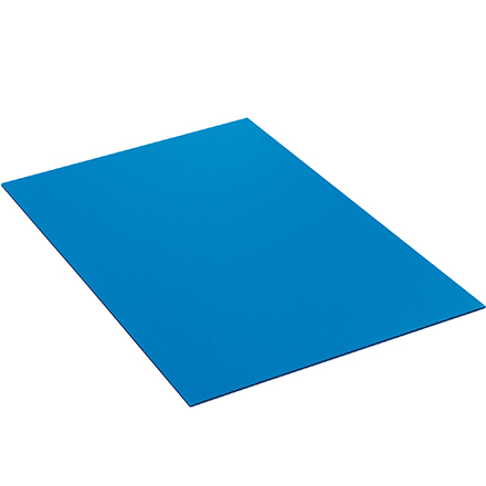 Blue Plastic Corrugated Sheets